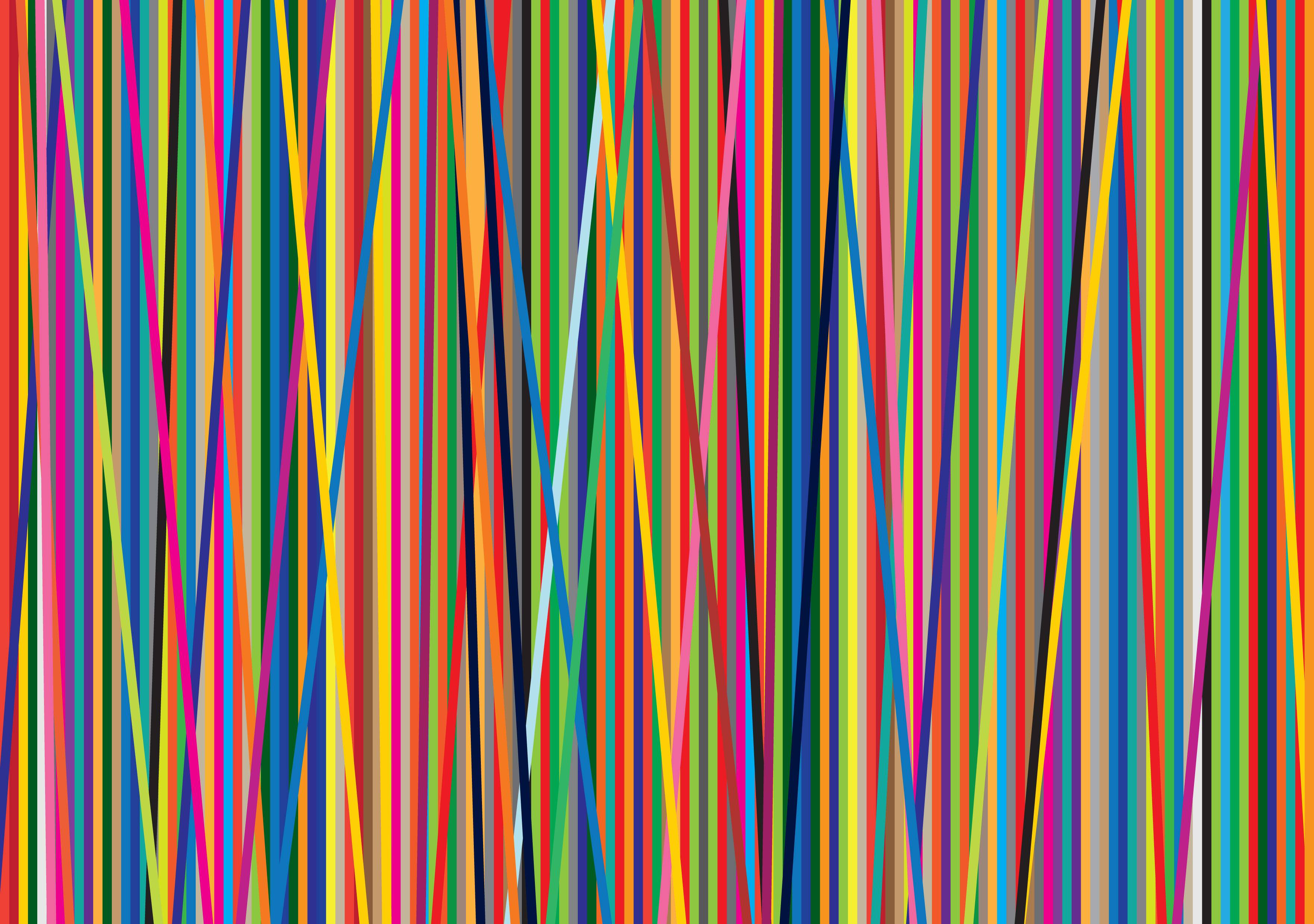 Colorful Stripes Wallpapers 3525x2480