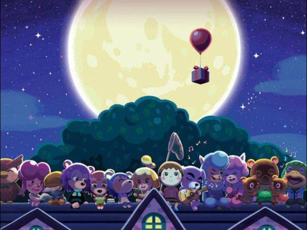 Animal Crossing New Leaf Wallpapers