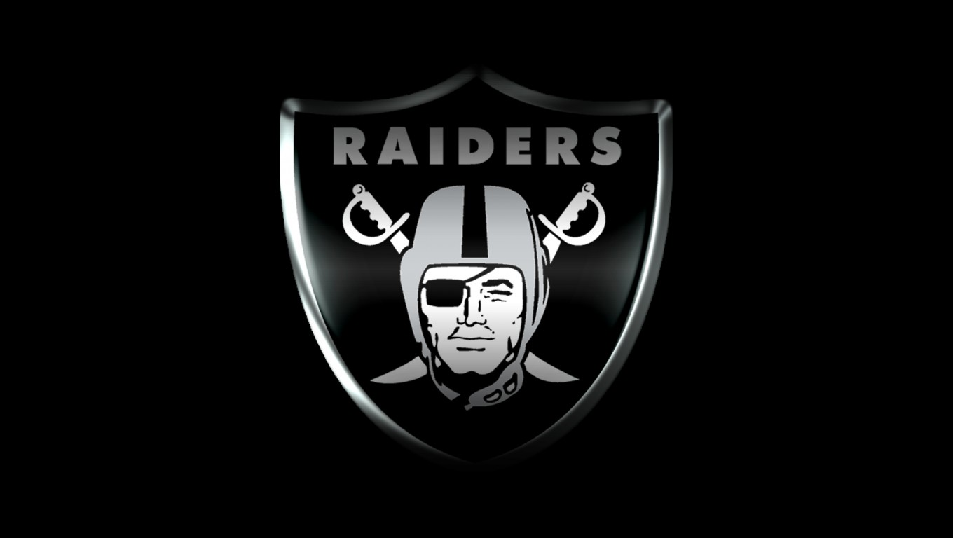 oakland raiders wallpaper hd wallpaper oakland raider raiders players 1360x768