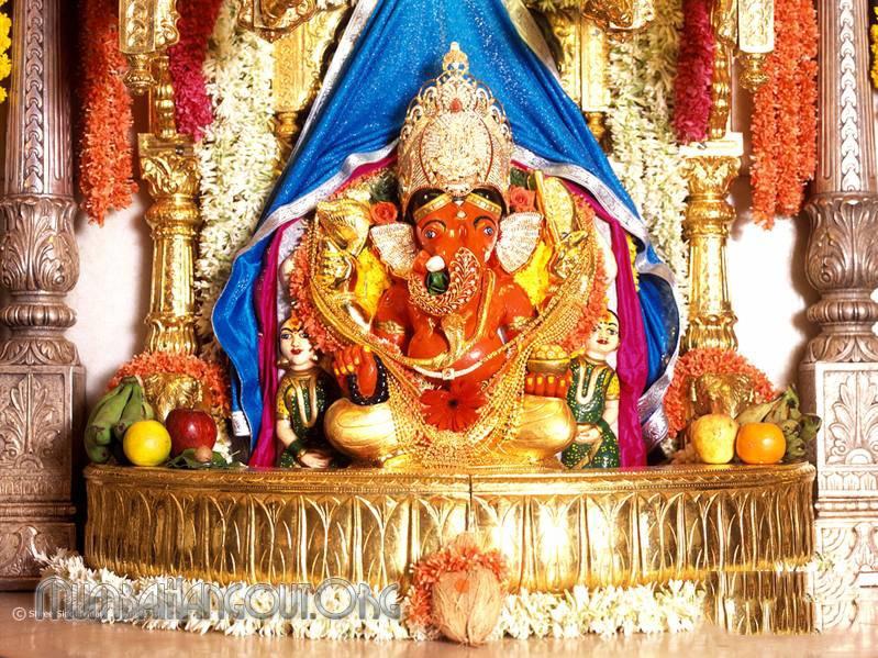 Image Of Day Siddhivinayak Temple Mumbai 799x599