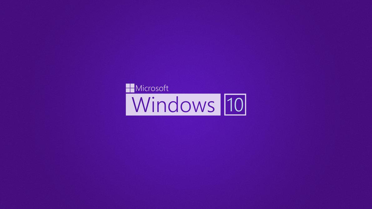 Microsoft Windows 10 Wallpaper by ljdesigner 1191x670