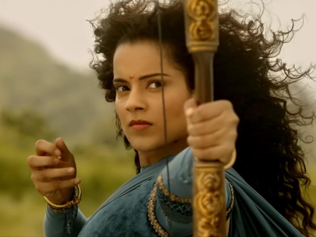 Manikarnika trailer Kangana Ranaut as Queen of Jhansi all set 1024x768
