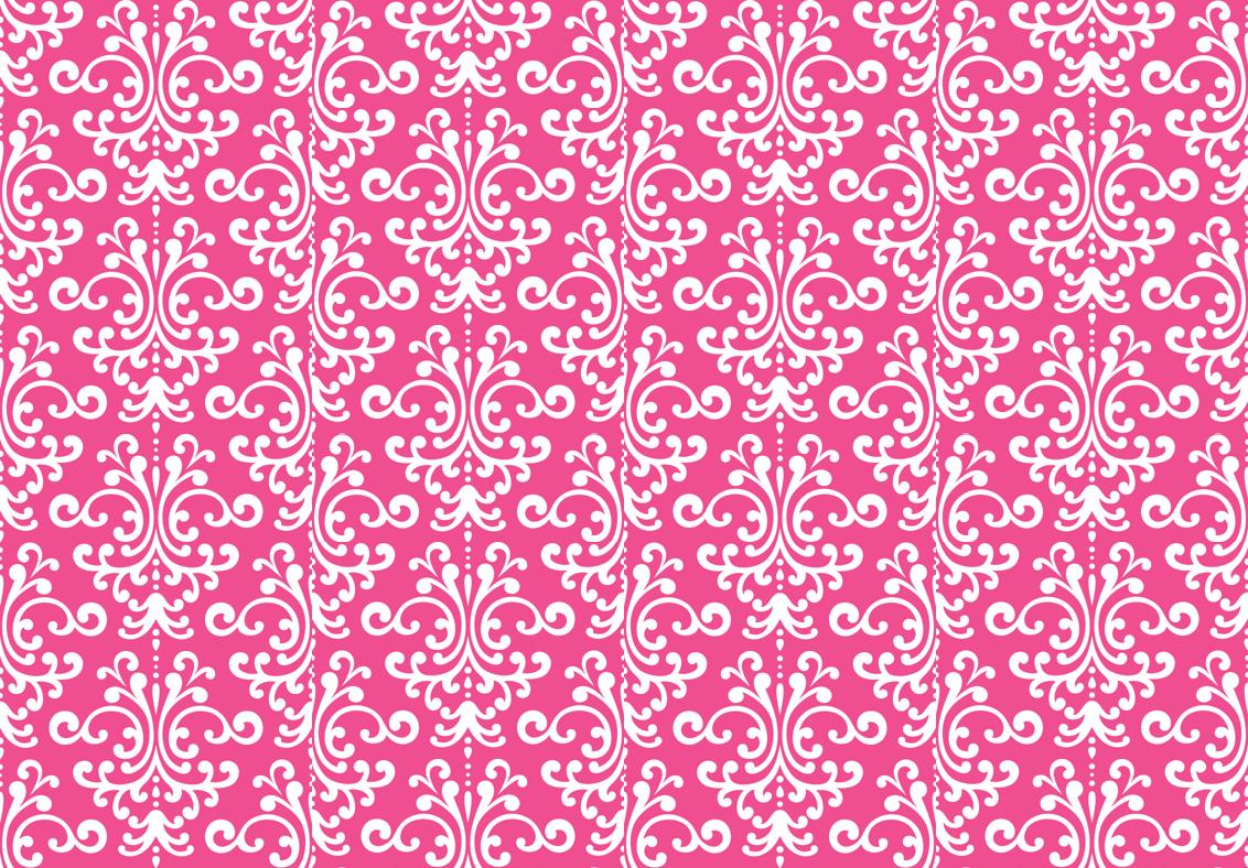 Pink swirl wallpaper wallpapersafari for Pink and white wallpaper