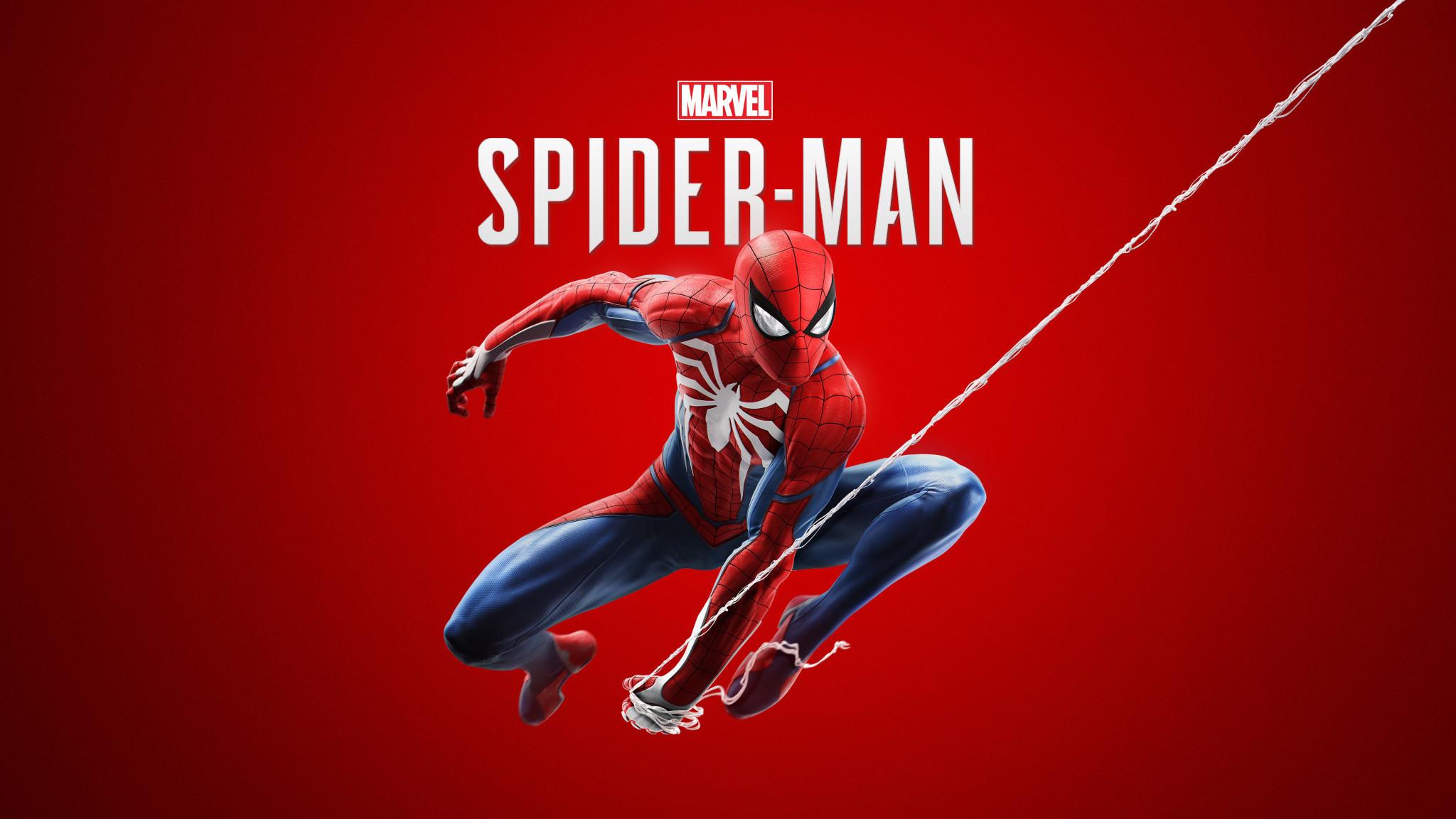 2048x1152 Spider Man 2018 PS4 Game 2048x1152 Resolution Wallpaper 2048x1152