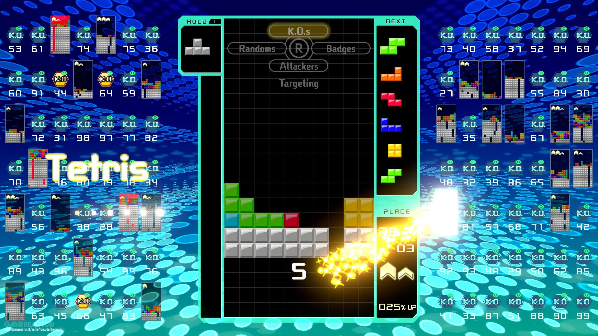 Pictures of Tetris 99 716 1920x1080