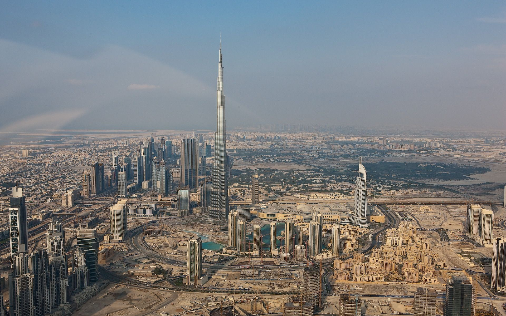 burj khalifa HD Wallpaper 1920x1200