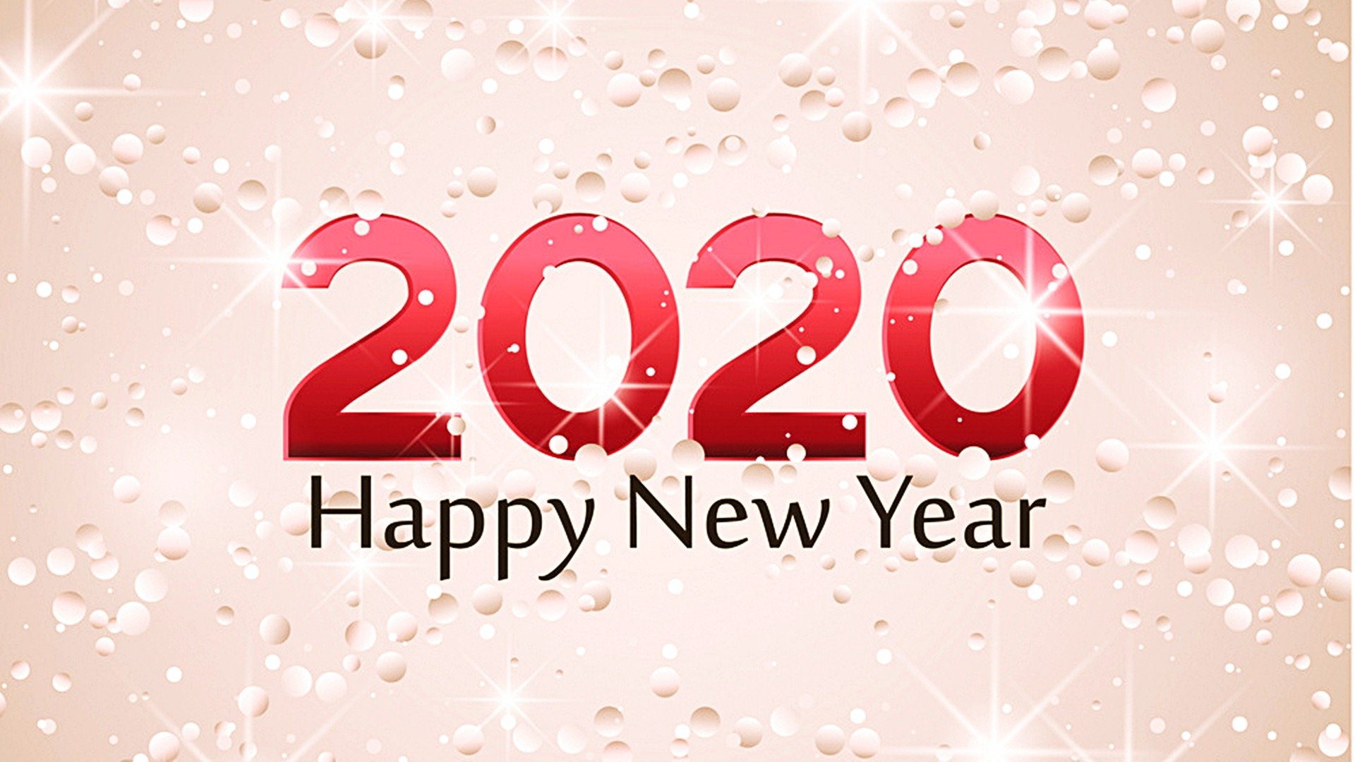 Happy New Year 2020 Wallpaper HD 45554   Baltana 1920x1080
