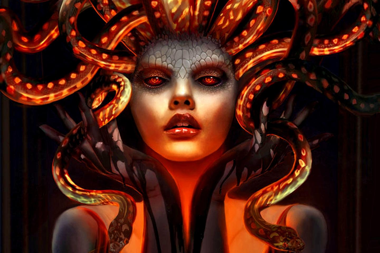 33+] Medusa Wallpapers on WallpaperSafari