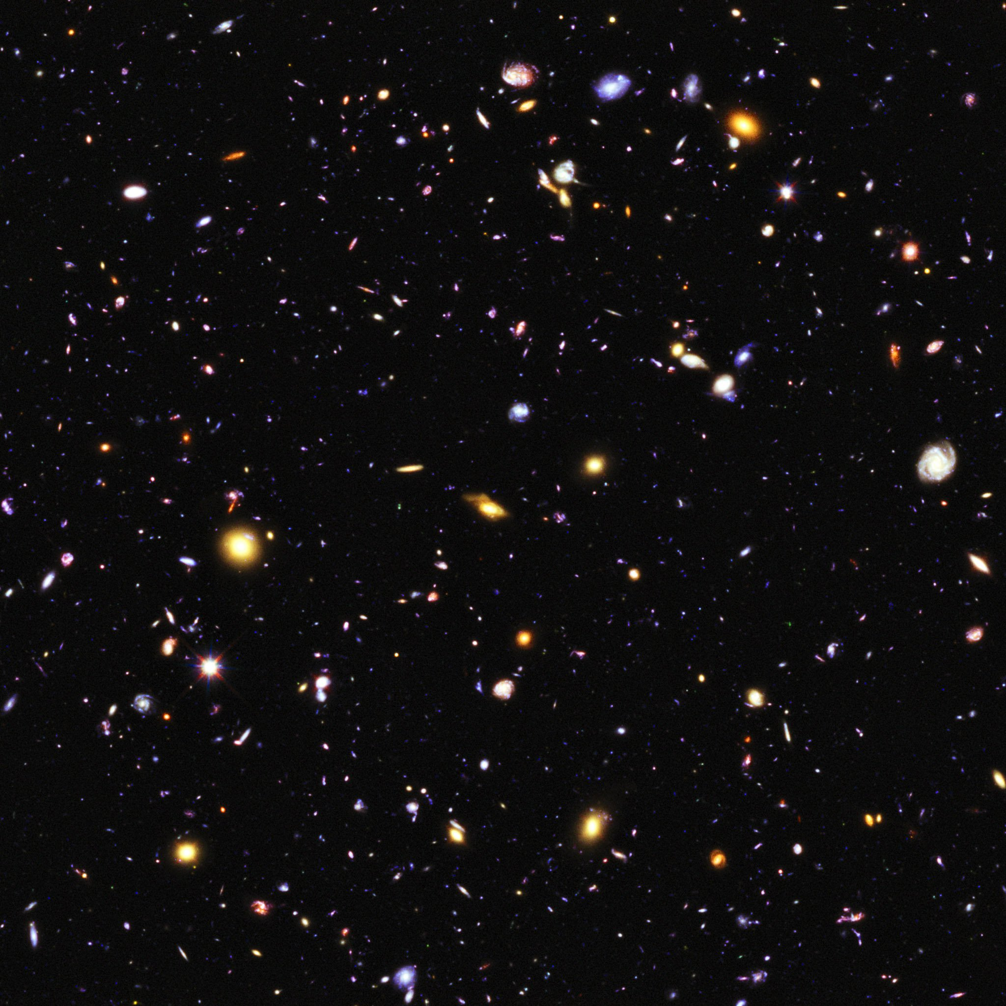 hubble deep field hd wallpaper - photo #22
