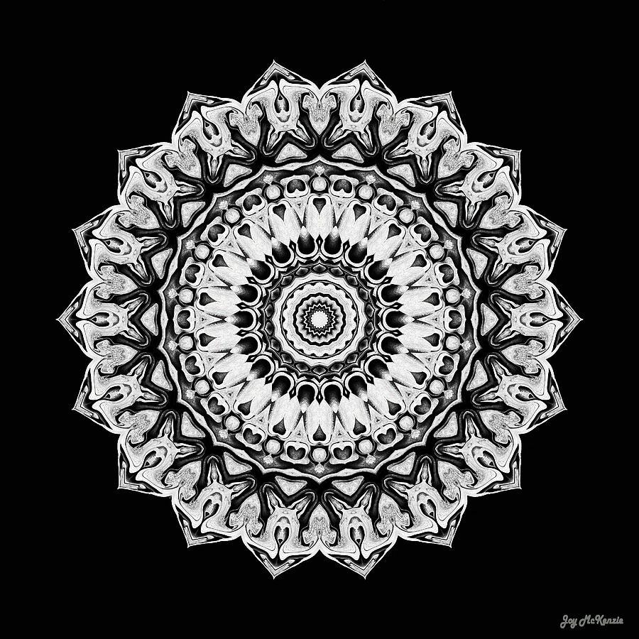 regalia black and white mandala joy mckenziejpg 900x900