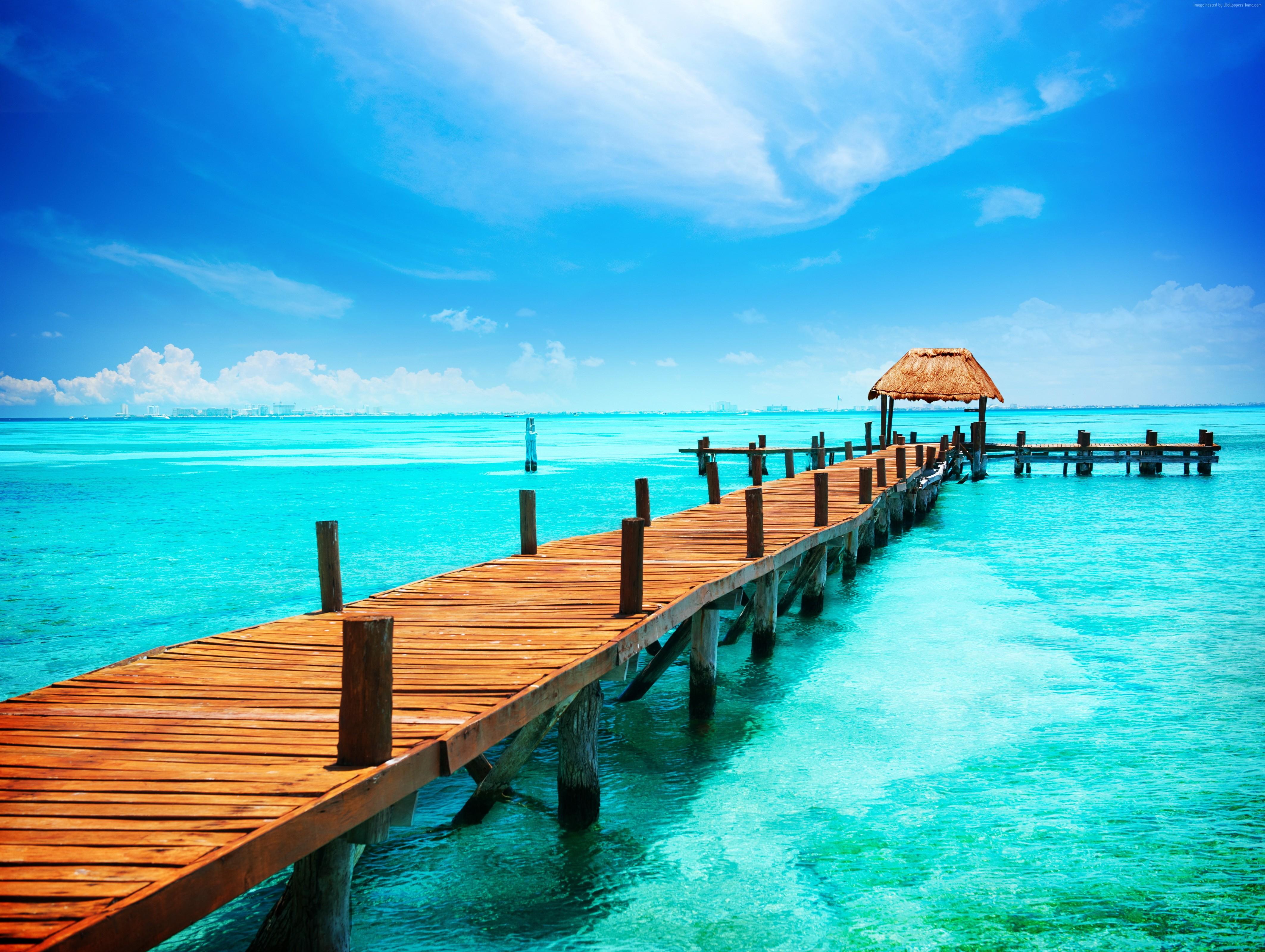 Cancun Wallpapers HD 4250x3200