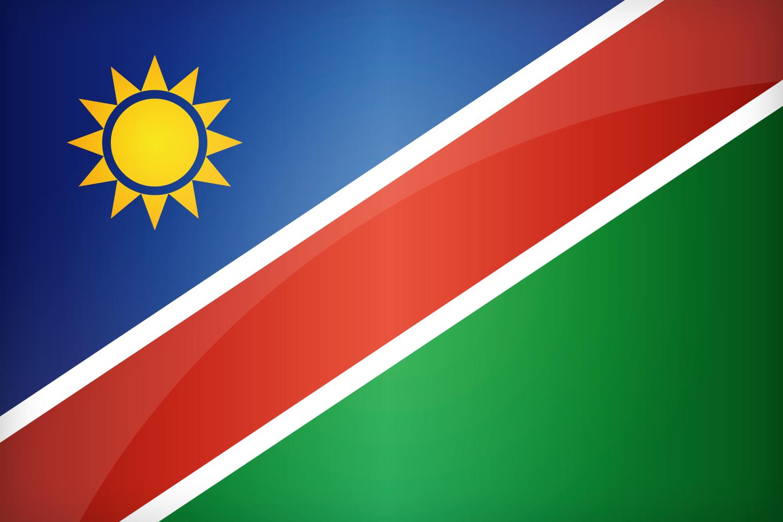 Flag of Namibia Find the best design for Namibian Flag 1500x1000