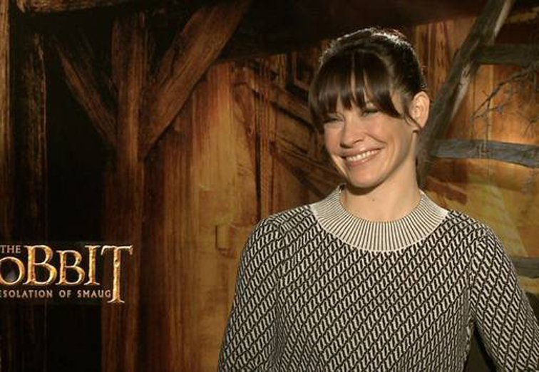 Evangeline Lilly Hobbit   Babes HD Wallpaper 756x522