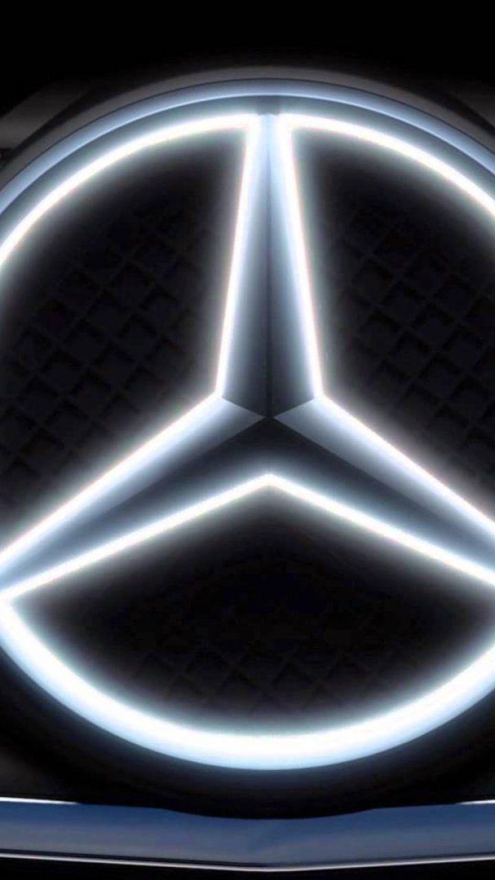 Mercedes Logo Wallpapers 720x1280