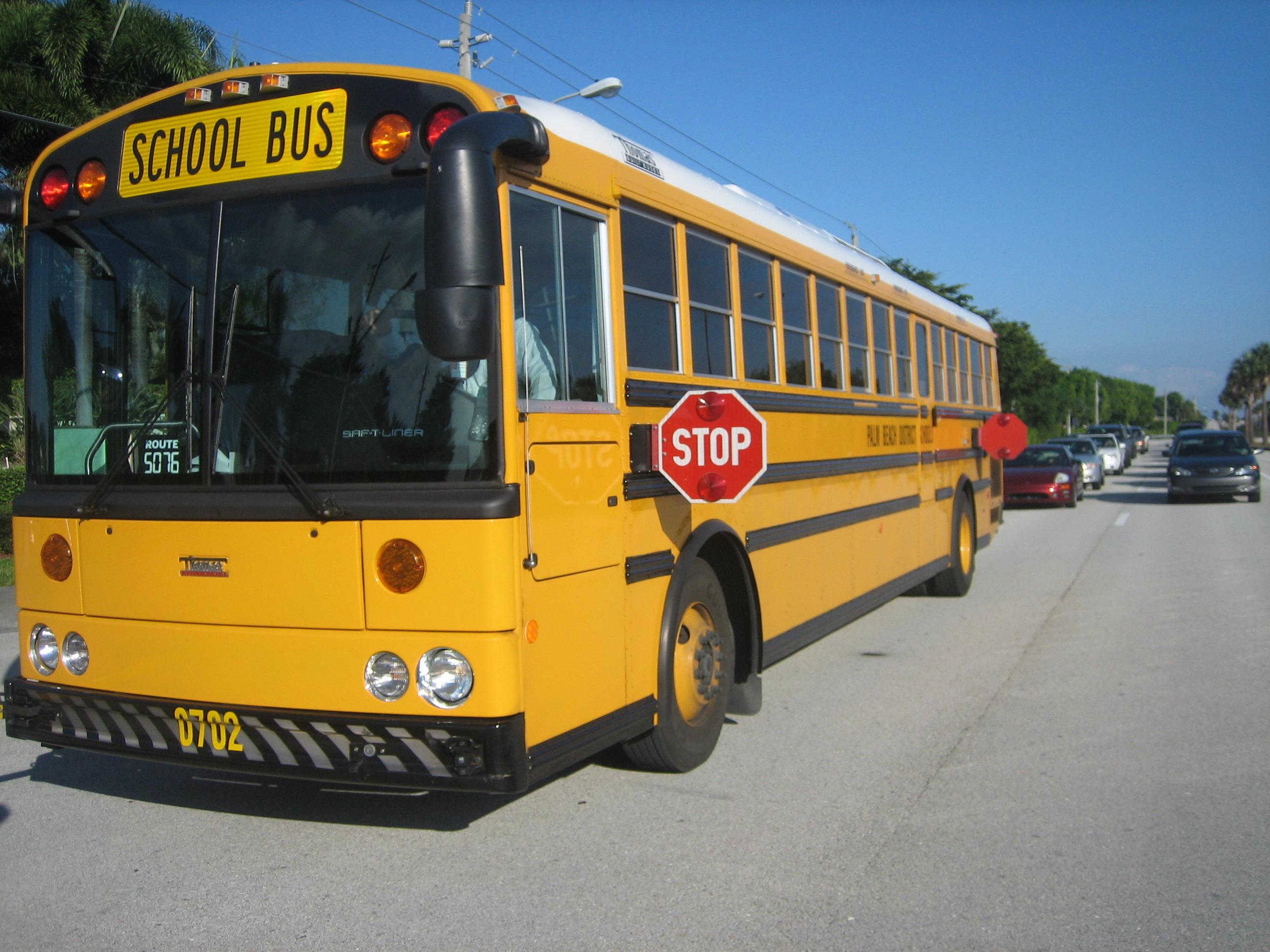 FileThomas School Bus Busjpg   Wikipedia the encyclopedia 2592x1944