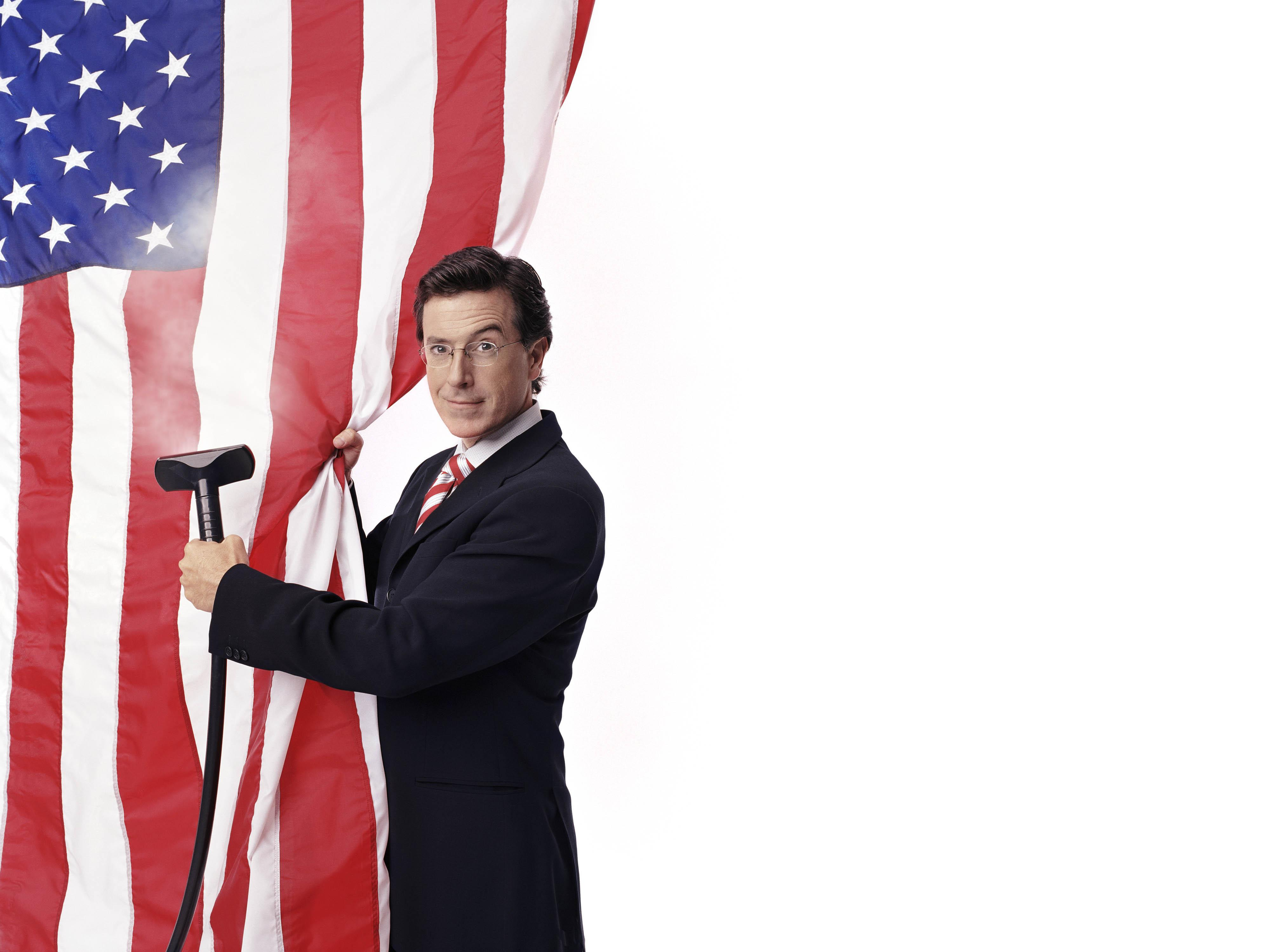 20 Stephen Colbert HD Wallpapers Background Images 4000x3000