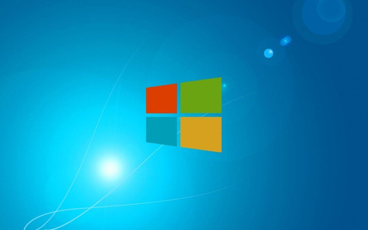 Logo Windows 8: Windows 8.1 Logo Wallpaper