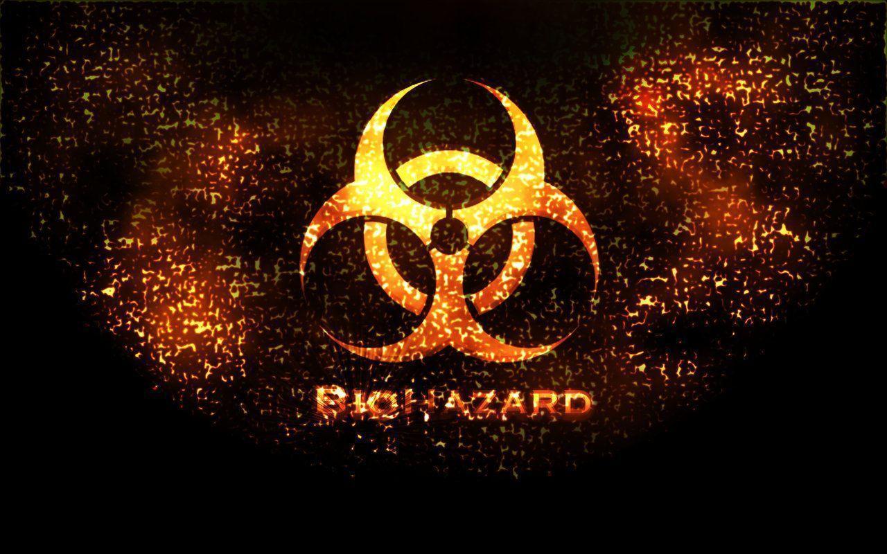 Biohazard Wallpapers 1280x800