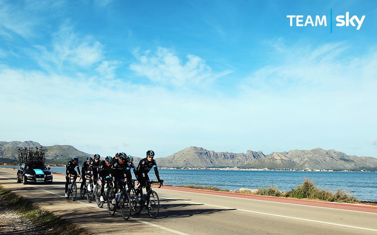 Team Sky Wallpaper