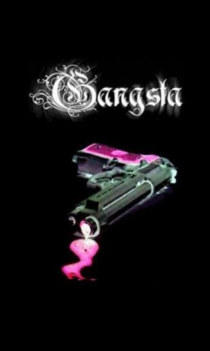 View bigger   Pink Gangsta Live Wallpaper for Android screenshot 307x512