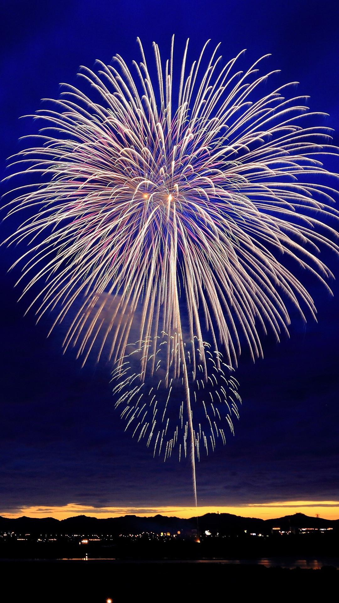 Firework Wallpaper 1080x1920