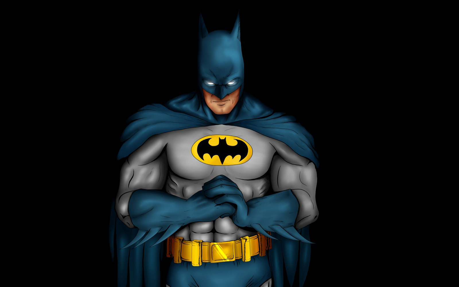 49 desktop wallpapers super heroes on wallpapersafari - Batman cartoon images ...