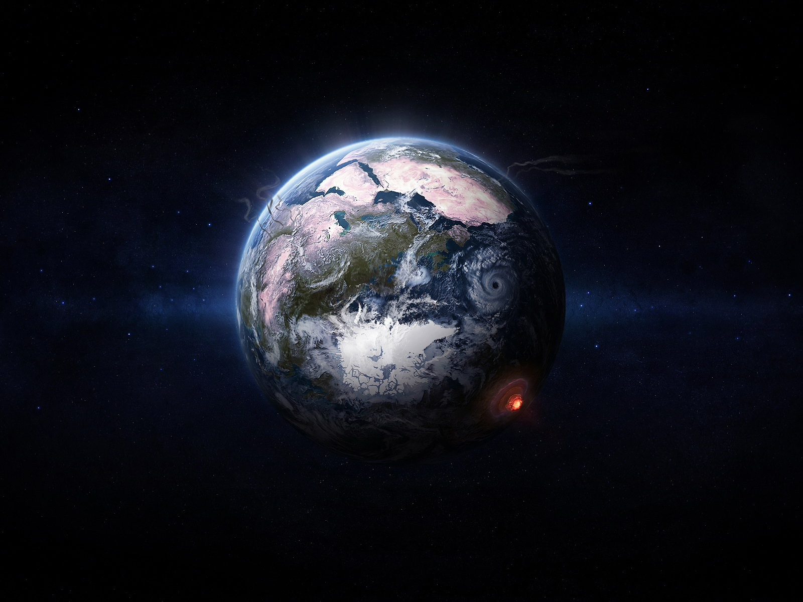 Earth From Space 28 High Resolution Wallpaper 1600x1200