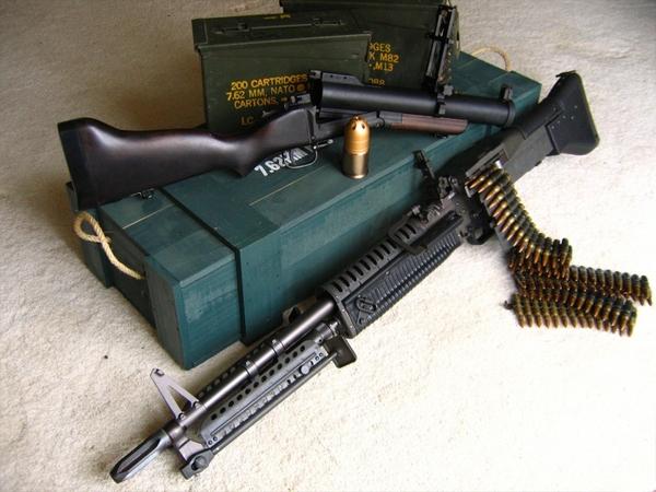 machine gunguns machine gun guns weapons ammunition m60 50 cal 600x450