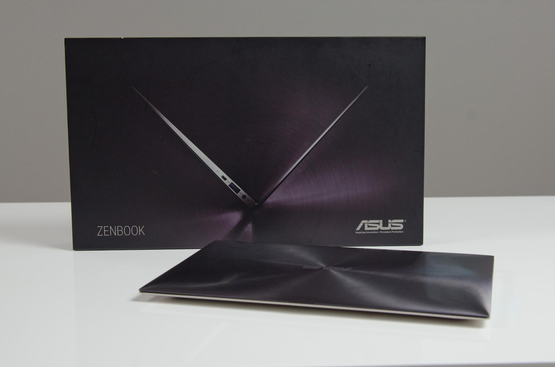 ASUS Zenbook UX21 Review 1900x1258