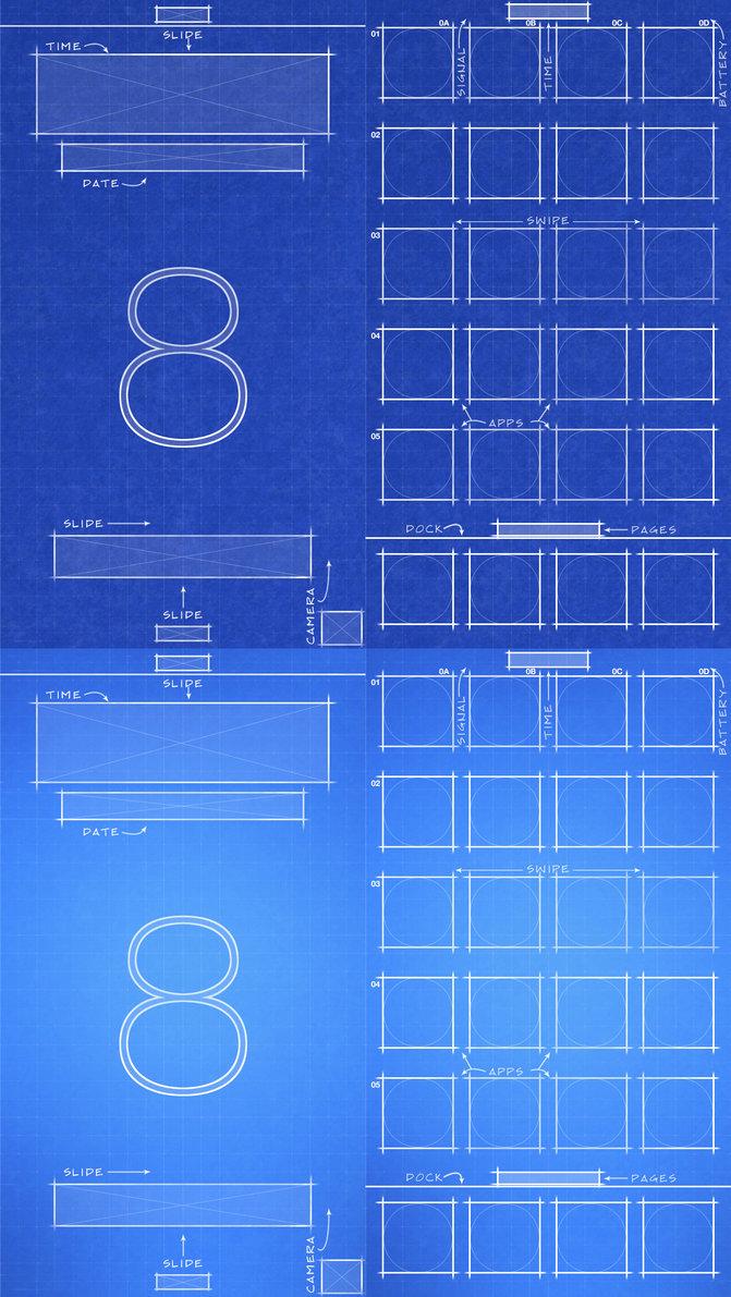 671x1191px iphone 6 blueprint wallpaper lockscreen wallpapersafari iphone 5 wallpaper blueprint iphone 5 ios 8 blueprint 671x1191 malvernweather Image collections