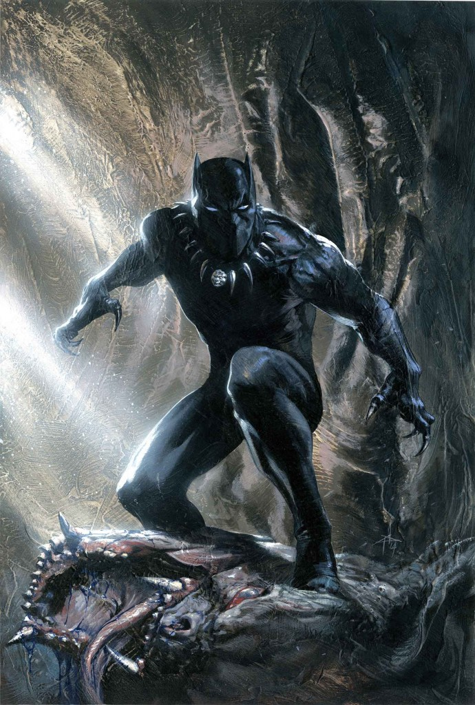 ANNOUNCED AS BLACK PANTHER IN UPCOMING MARVEL FILMS Hydrogen Mag 690x1024