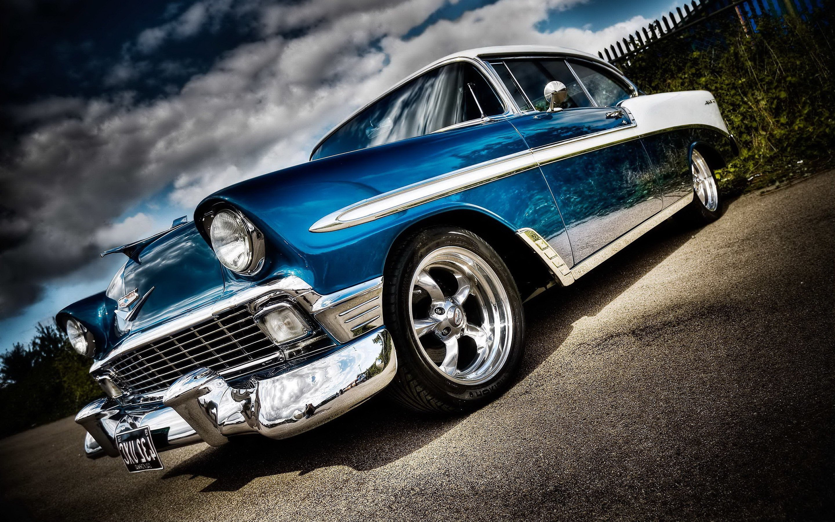 Group Of Vintage Cars Wallpapers 6