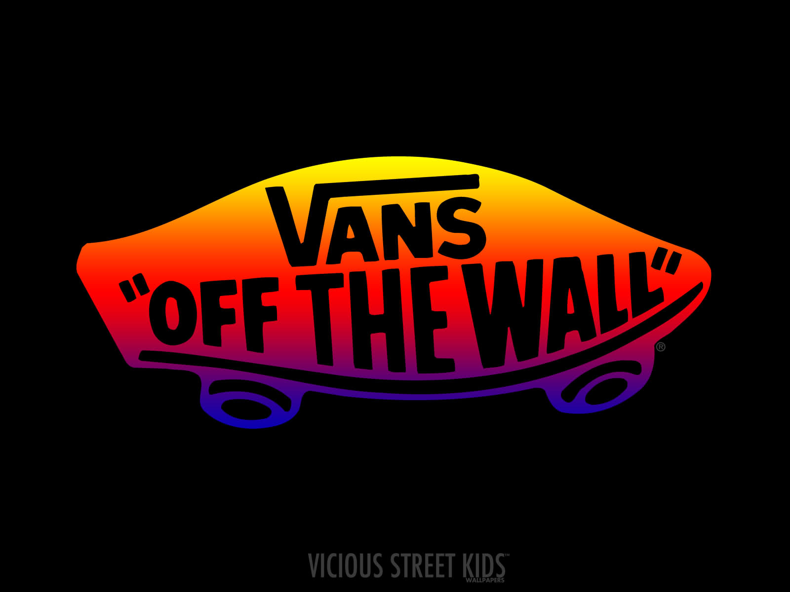 Vans Off The Wall Wallpapers 1600x1200