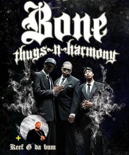 Pin Bone Thugs N Harmony Wallpaper 664914 424x509