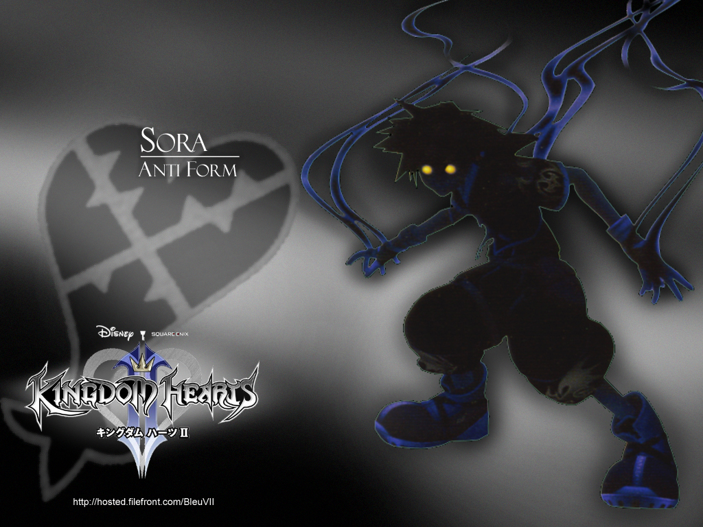 Wallpapers Kingdom Hearts 1024x768