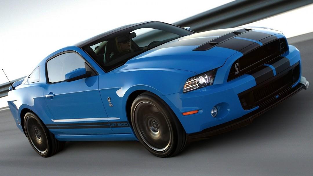 2013 Ford Mustang Shelby GT500 HD Wallpaper HD Wallpaper of 1080x607