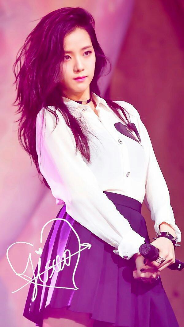 40 images about BLACKPINK Jisoo Kim Ji Soo on We Heart It See 600x1067
