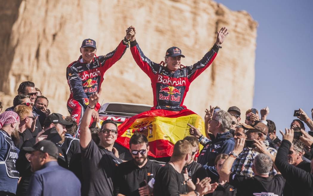 Dakar Rally 2020 Stage 12 daily report and results 1050x656