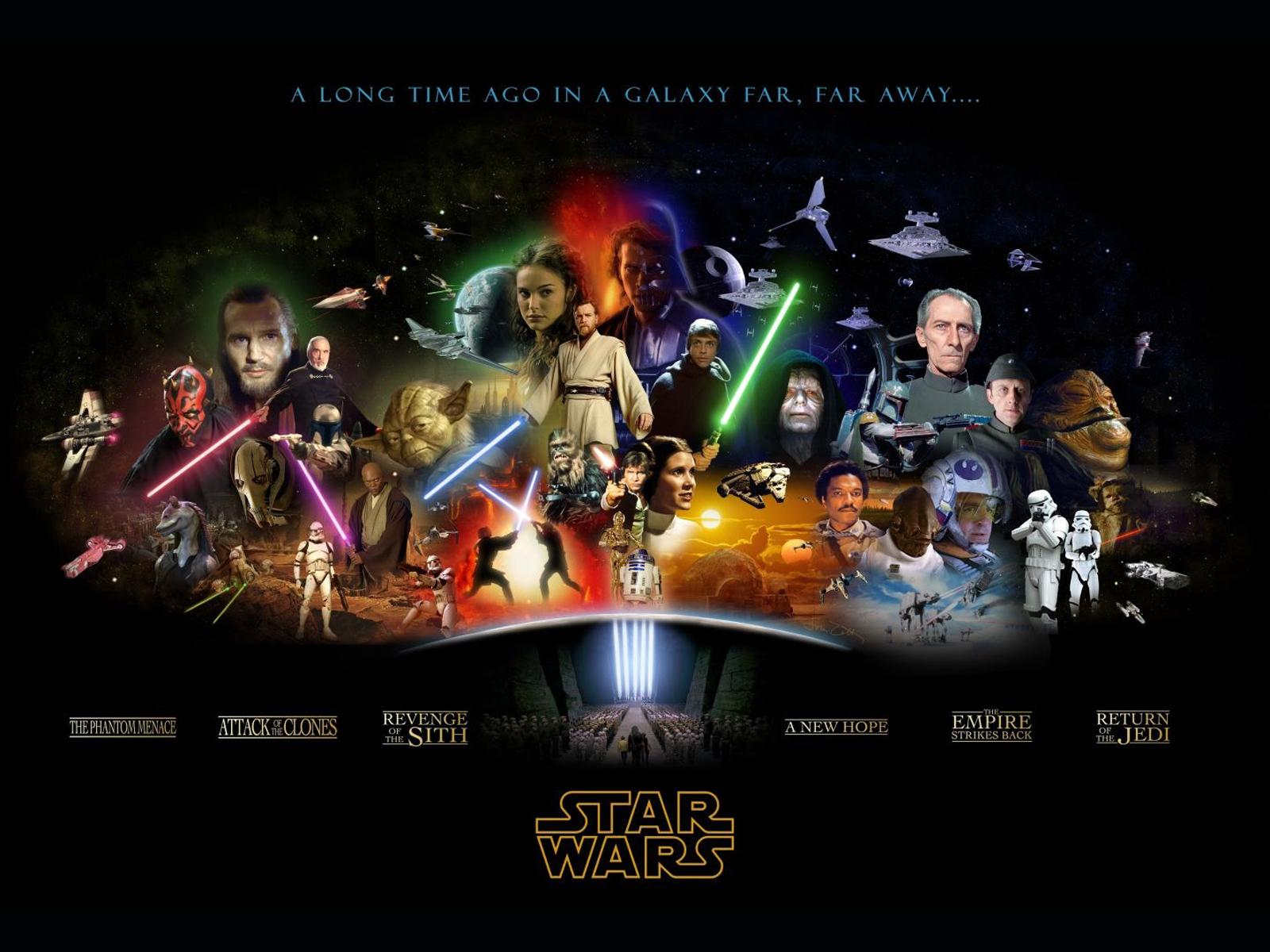 45 Free Star Wars Wallpapers And Screensavers On Wallpapersafari
