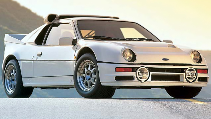 98 Ford Rs200 Wallpapers On Wallpapersafari