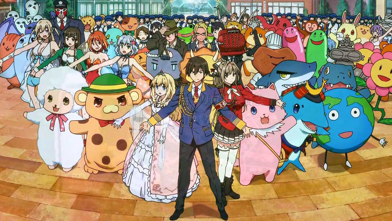 Amagi Brilliant Park Wallpaper 18   1280 X 720 stmednet 1280x720