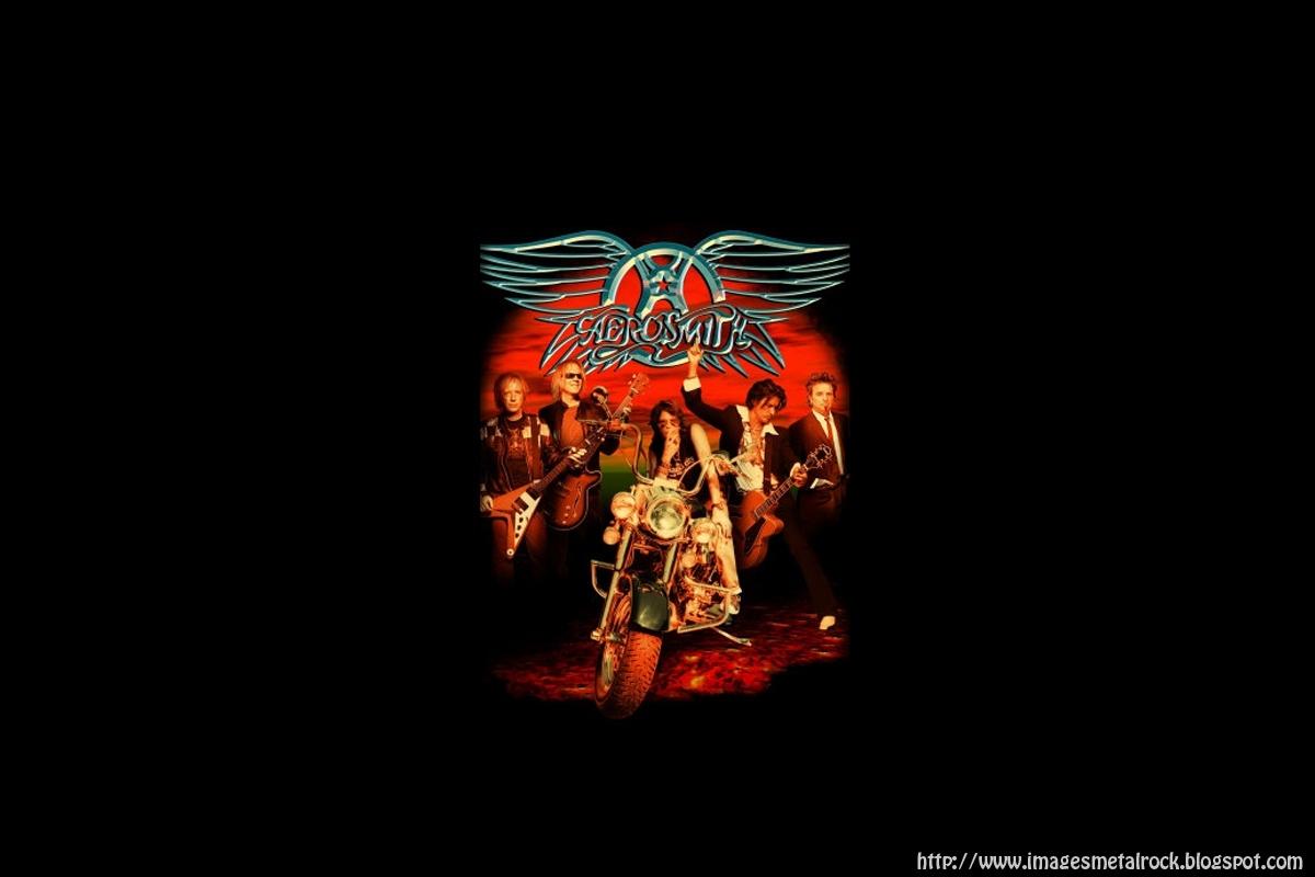 Aerosmith Logo Wallpaper Hd Wallpaper Pictures