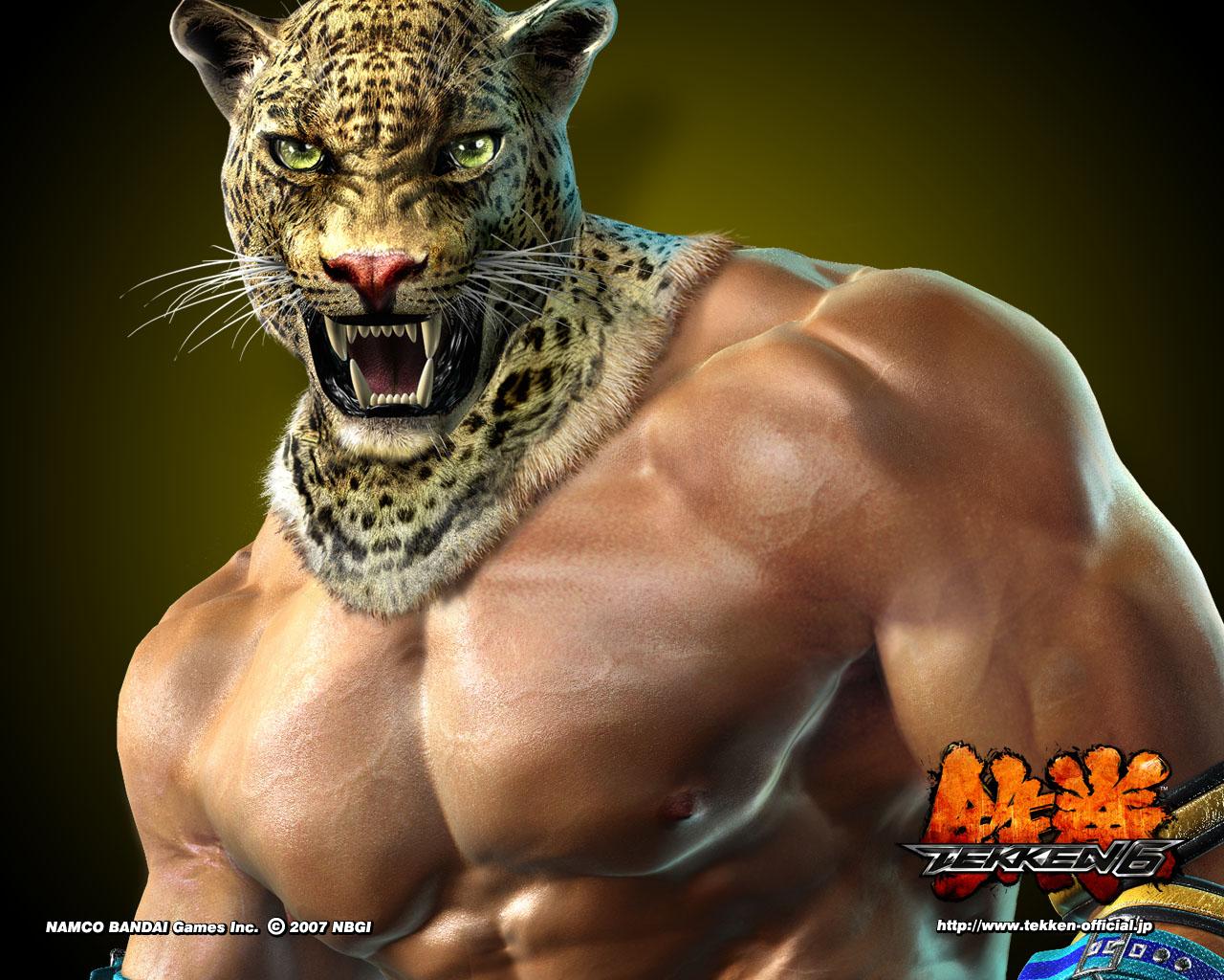 King Tekken 6 Wallpapers HD Wallpapers 1280x1024