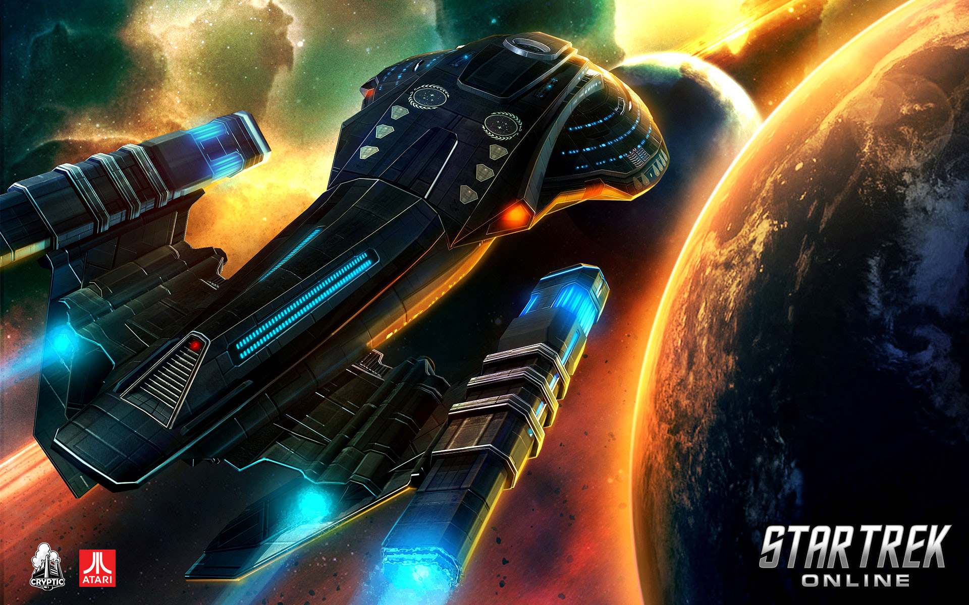 Star Trek Online Game Wallpapers HD Wallpapers 1920x1200