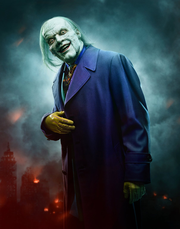 Gotham afbeeldingen Gotham   Season 5 Portrait   Jeremiah Valeska 1210x1540