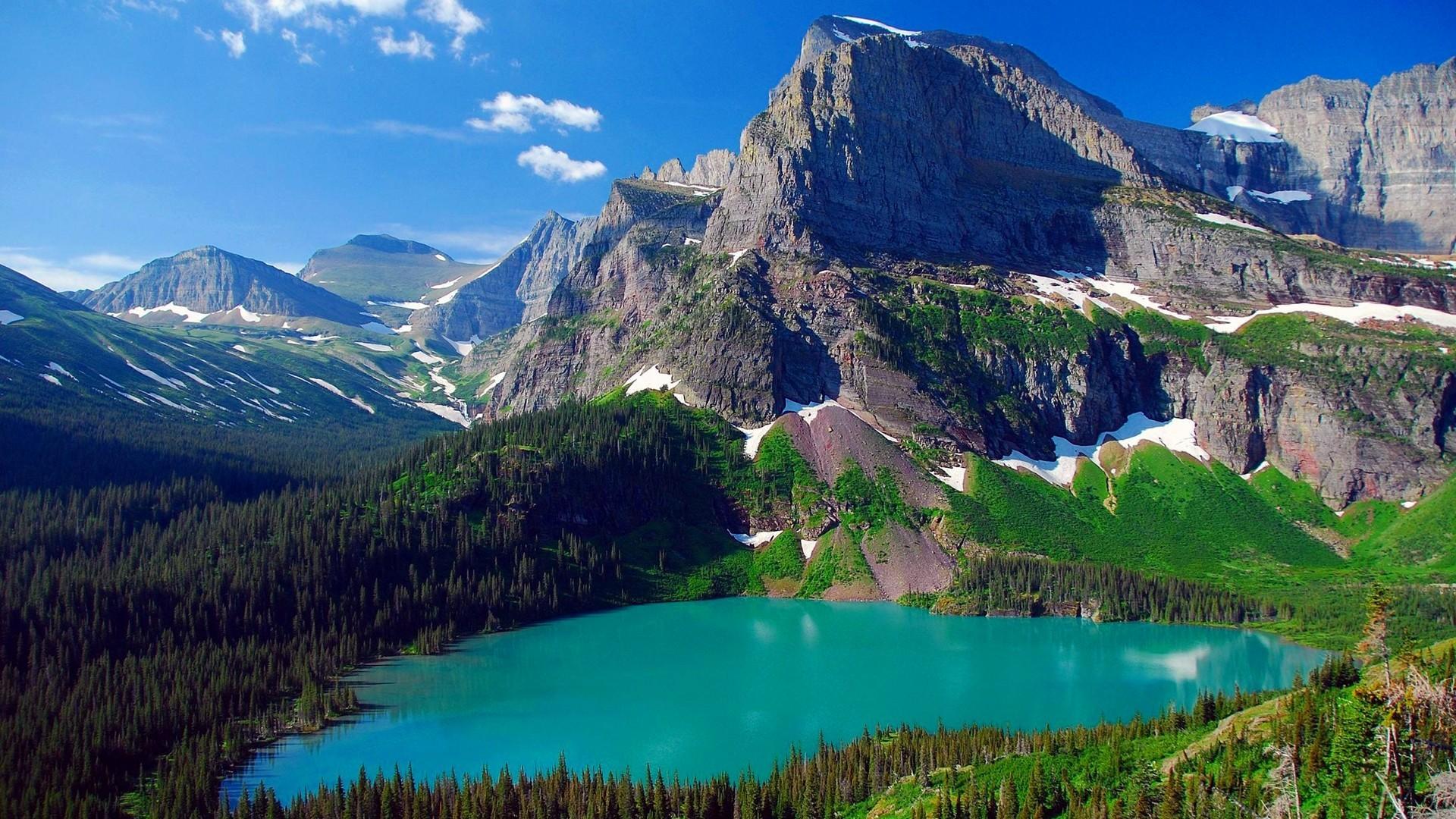 45 Glacier National Park Wallpaper Images On Wallpapersafari