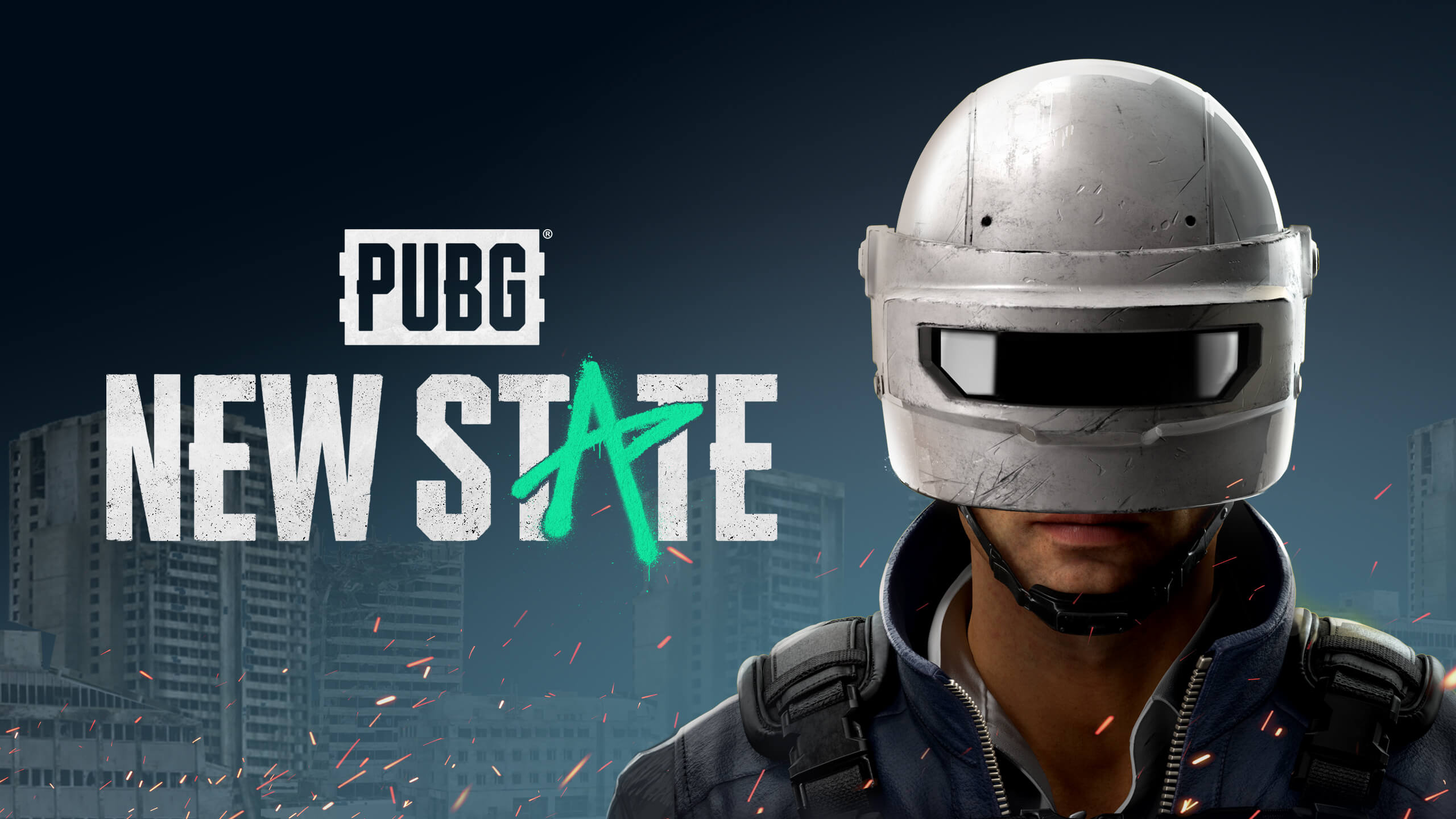 PUBG New State a new battle royale experience built from the 2560x1440