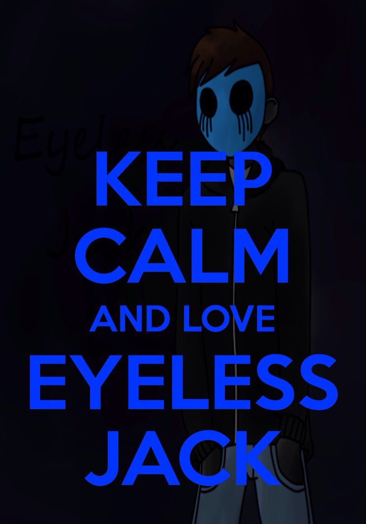 Eyeless Jack   Eyeless Jack Fan Art 37386049 747x1069