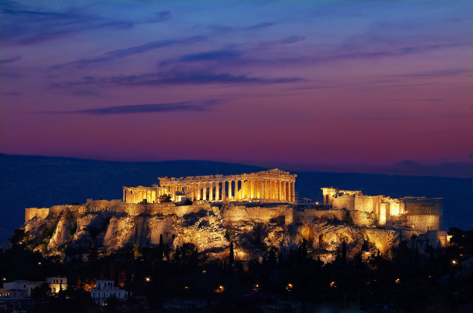 Athens Wallpapers High Quality Download 1600x1061