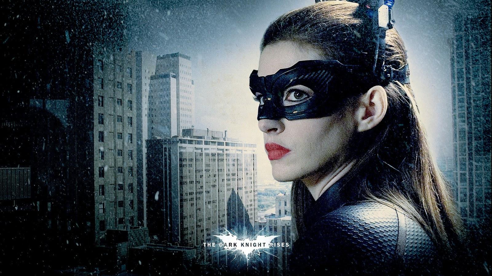 46 Anne Hathaway Catwoman Wallpaper On Wallpapersafari